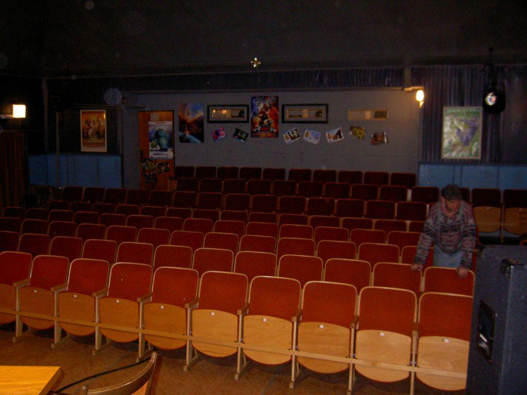 Horské kino Kateřina